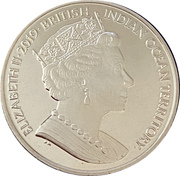 2 pounds - Elizabeth II (The Cutty Sark) – avers