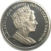 2 Pounds - Elizabeth II (Sapphire Coronation - Proof) – avers