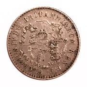 1/16 dollar George IV – avers