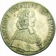 1 thaler Caspar Ignaz von Künigl – avers