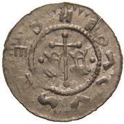 Denar - Conrad I of Brno – avers
