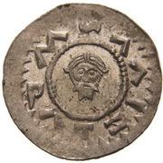 Denar - Bretislaus II & Vracislaus II – revers