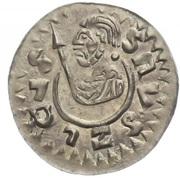 Denar - Bretislaus (duke 1092-1100) – revers