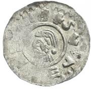 Denar - Bretislaus II (duke 1092-1100) – revers