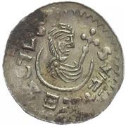 Denar - Bretislaus II (duke 1092-1100) – avers