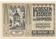 50 Heller (Bromberg) -  avers