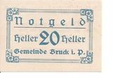 20 Heller (Bruck im Pinzgau) -  avers