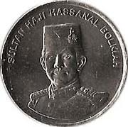 20 sen - Hassanal Bolkiah I -  avers