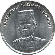 10 sen - Hassanal Bolkiah I -  avers