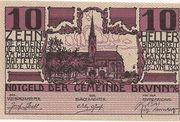 10 Heller (Brunn am Gebirge) -  avers