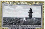 25 Pfennig (Brunsbüttelkoog; Verein für Handel, Gewerbe und Industrie) – revers
