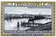 1 Mark (Brunsbüttelkoog; Verein für Handel, Gewerbe und Industrie) – revers