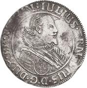 1 Thaler - Julius Ernst (Scharnbeck) -  avers