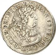 24 mariengroschen Johann Friedrich – avers