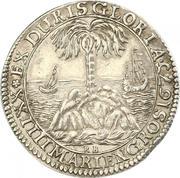 24 mariengroschen Johann Friedrich – revers