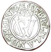 2 mariengroschen Georg Wilhelm – avers