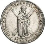 1 thaler Ernst August – revers