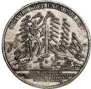 10 thaler Johann Friedrich (Mort de Johann Friedrich) – revers