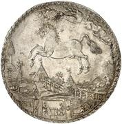 2 Thaler - Johann Friedrich (Harz - Ausbeute - Löser) – revers