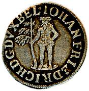4 mariengroschen Johann Friedrich – avers
