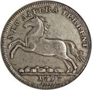 1 thaler - George II – revers