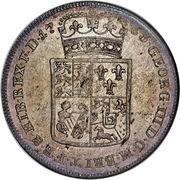 1 Thaler - George III – avers