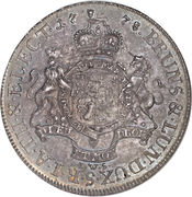 1 Thaler - George III – revers