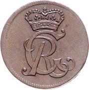 1½ pfennig Georg Ludwig – avers