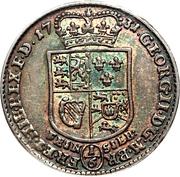 ⅙ Thaler George II Auguste – avers