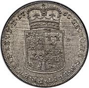 1 thaler - George II – avers