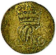 4 pfennig George III. – avers