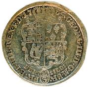 24 mariengroschen George III – avers