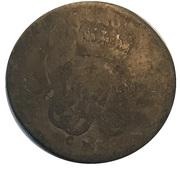 1 mariengroschen Georg II – avers