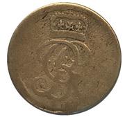 2 mariengroschen Georg II – avers