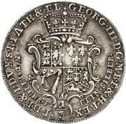⅓ thaler Georg III – avers
