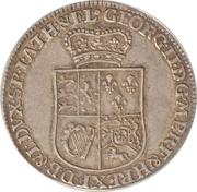 ⅔ Thaler - George II – avers