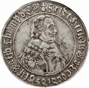 1 Thaler - Friedrich V – avers