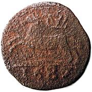1½ pfennig Georg II. Wilhelm – avers