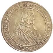 1 thaler Friedrich V – avers