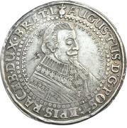 1 Thaler - August I. – avers