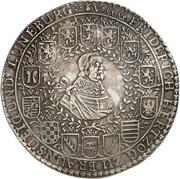 5 thaler Friedrich – avers