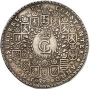 4 thaler Christian Ludwig – avers