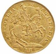 20 ducat Christian de Minden – avers