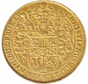 20 ducat Christian de Minden – revers