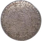 3 thaler Friederich V. (Löser) – avers