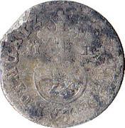 1/24 thaler Georg II Wilhelm – revers