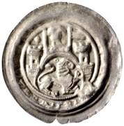 1 Brakteat - Heinrich der Löwe – avers