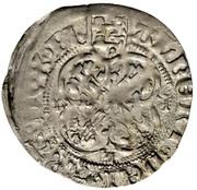 1 Groschen - Albrecht I. zu Salzderhelden (Duderstadt) – revers