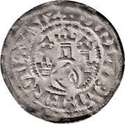 1 Wittenpfennig - Heinrich IV. – avers