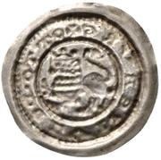 1 Brakteat - Otto IV. – revers